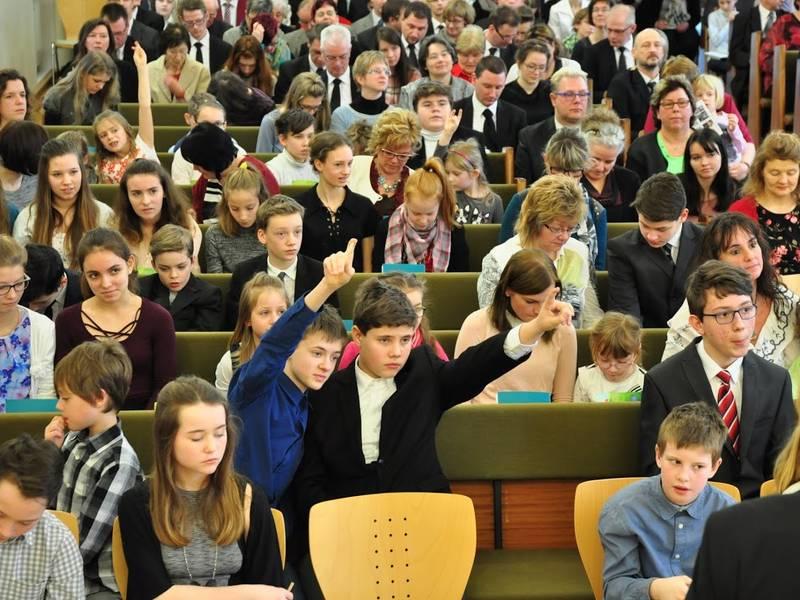 mit kindern gottesdienst feiern