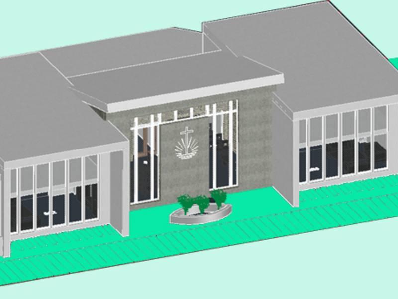 nak berlin brandenburg k d r kirchenneubau f r den hohen fl ming in bad belzig geplant. Black Bedroom Furniture Sets. Home Design Ideas